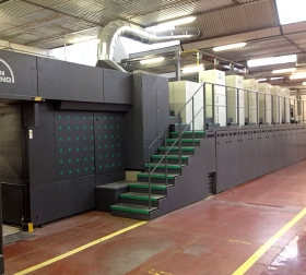 Estella Packaging installs a new printing machine